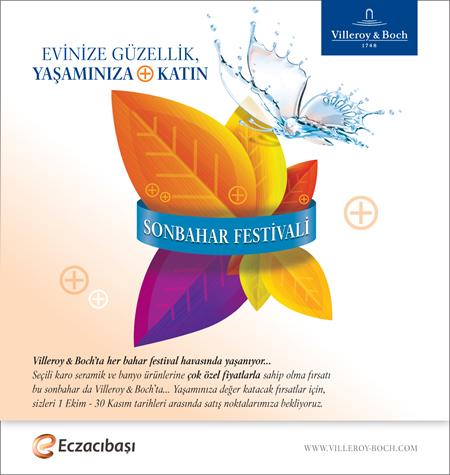 V&B 2016 Sonbahar Festivali